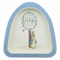 Beatrix Potter - Peter Rabbit Bamboo Plate