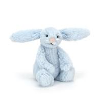Jellycat Bashful Blue Bunny Tiny