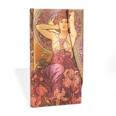 Paperblanks Amethyst Slim Journal