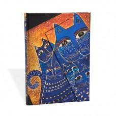 Paperblanks Mediterranean Cats Mini Address
