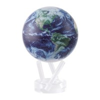 """Mova Globe Satellite view with cloud cover 4.5"""""""