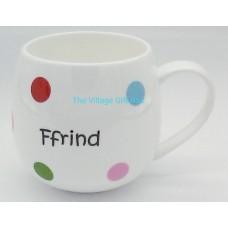 Mug Multi Spot  - Ffrind